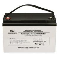 Аккумулятор SunStonePower 100 А*час 12В AGM