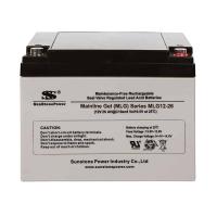 Аккумулятор SunStonePower 26 А*час 12В Gel
