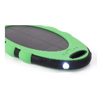Портативный солнечный аккумулятор E-Power PB-4000G