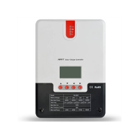 Контроллер заряда SRNE ML4860 MPPT 60A (12/24/36/48В) (MPPT)