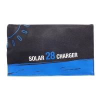 Солнечное зарядное устройство E-Power 28Вт Blue