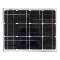 Солнечная панель монокристаллическая Sila 30Вт (12В) 5BB