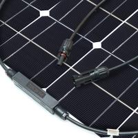 Гибкая монокристаллическая солнечная панель E-Power 25Вт