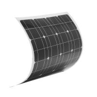 Гибкая монокристаллическая солнечная панель E-Power 50Вт