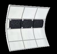 Сменные универсальные фильтры Carbon sponge filter