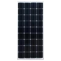 Солнечная панель монокристаллическая Sila 100Вт (12В) (125*125)