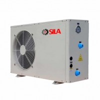 Тепловой насос для бассейна SILA AM 9,5-SS